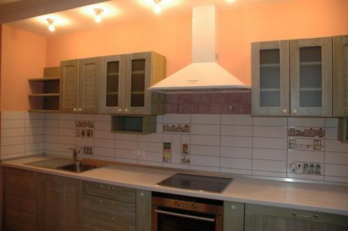 кухня мин