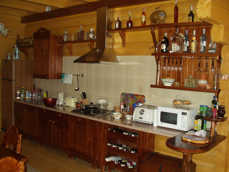 кухня под заказ кантри