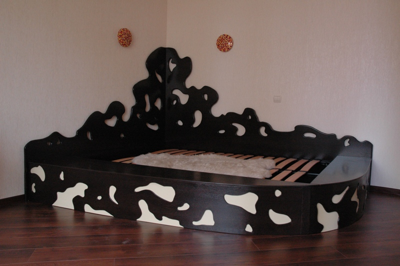 кровать сафари
