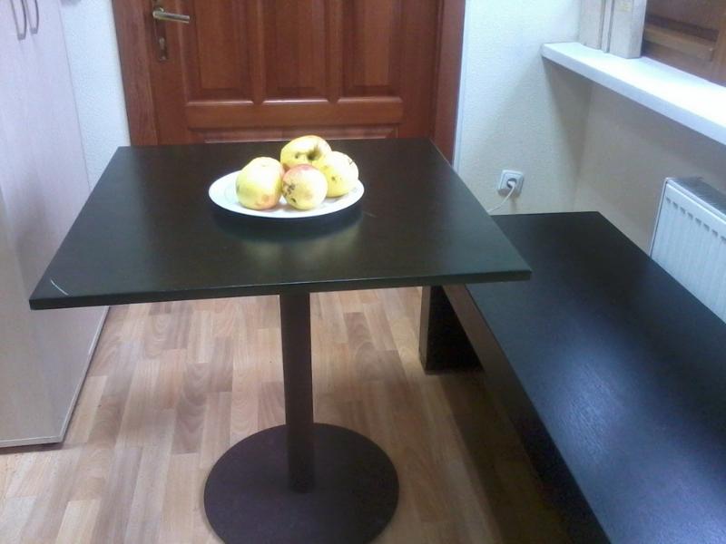 стол и лавка