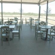 терасса столы и стулья
